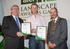 "Winner of ""Garden Makeover For the Association Of Landscape Contractors Of Ireland"" 2013"